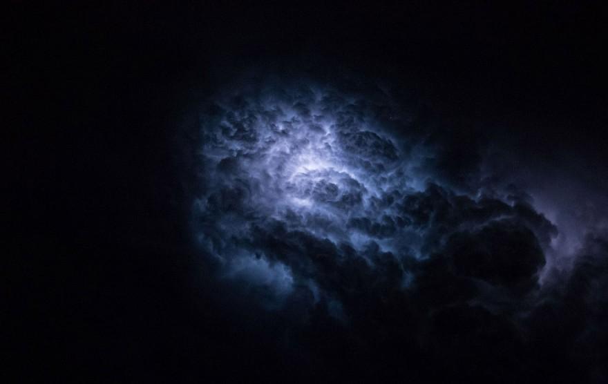 Фантастические фотографии с МКС