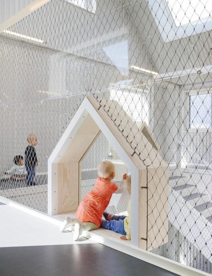 Нетрадиционный проект детского сада был реализован в Германии