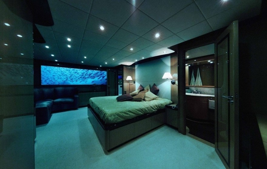 Субмарина для путешествий под водой