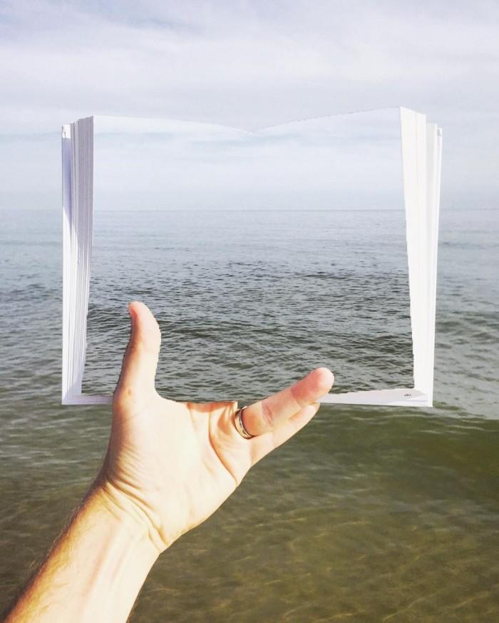Сюрреалистичные снимки, сделанные на телефон