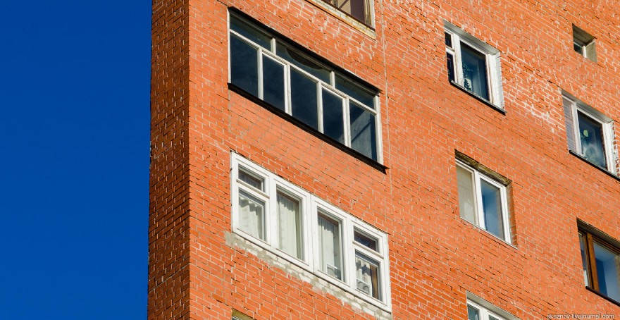 Необычный дом в Нижнем Новгороде