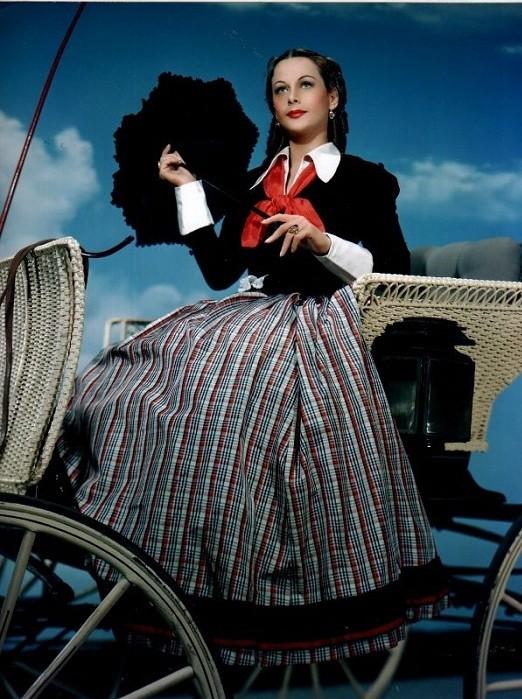 Хеди Ламарр – обворожительная актриса Голливуда и изобретательница Wi-Fi