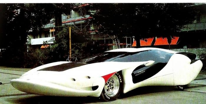 10 сумасшедших автомобилей великого Луиджи Колани (10 фото)