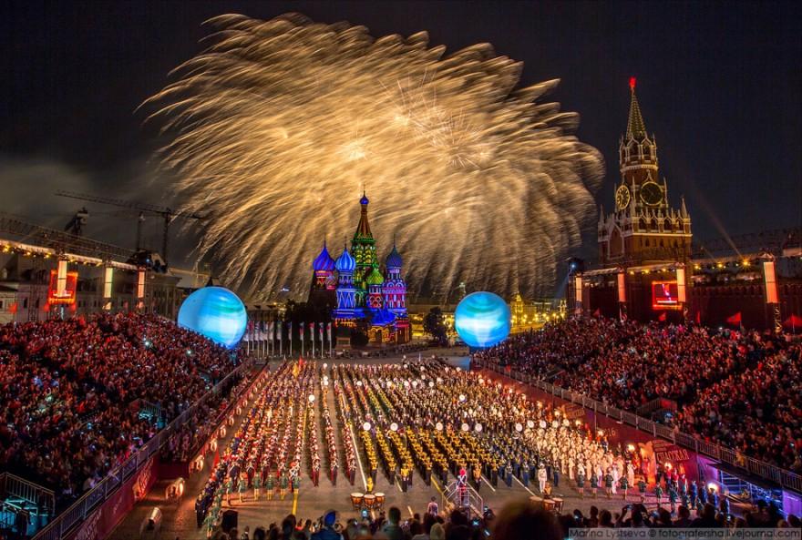 Фестиваль Спасская башня-2016