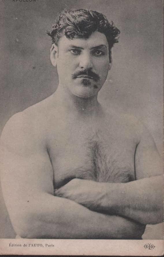Cамые сильные атлеты в истории