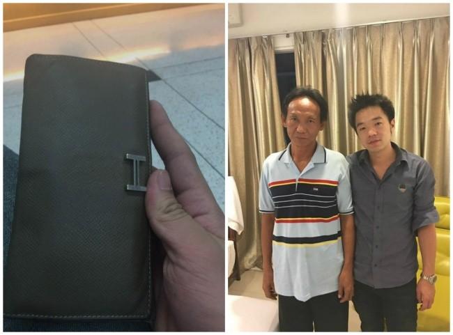 Бездомный таец получил работу и жилье в благодарность за свой честный поступок
