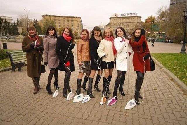 Снимки с российских просторов