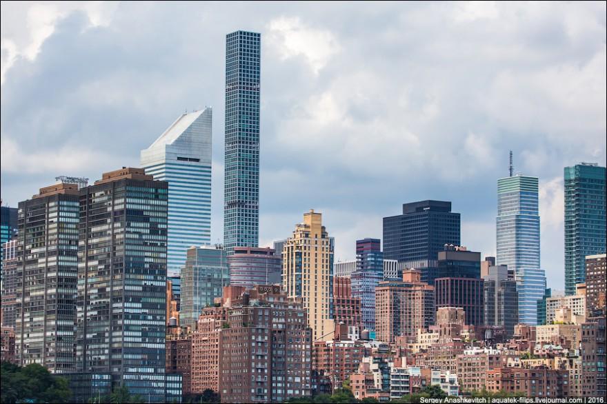 40 взглядов на Манхеттен