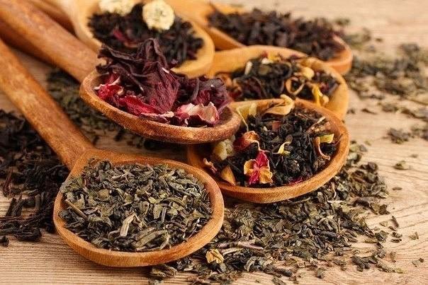 Добавки к чаю, которые являются природными антиоксидантами