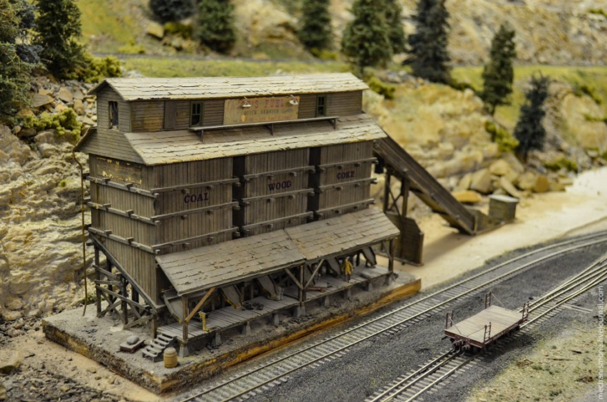 Модель железной дороги