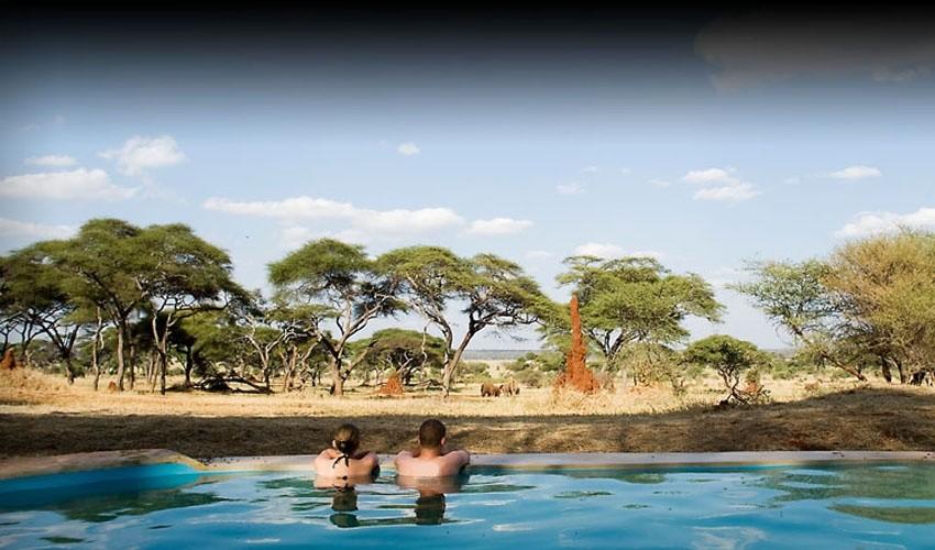 Топ 10 самых необычных бассейнов мира