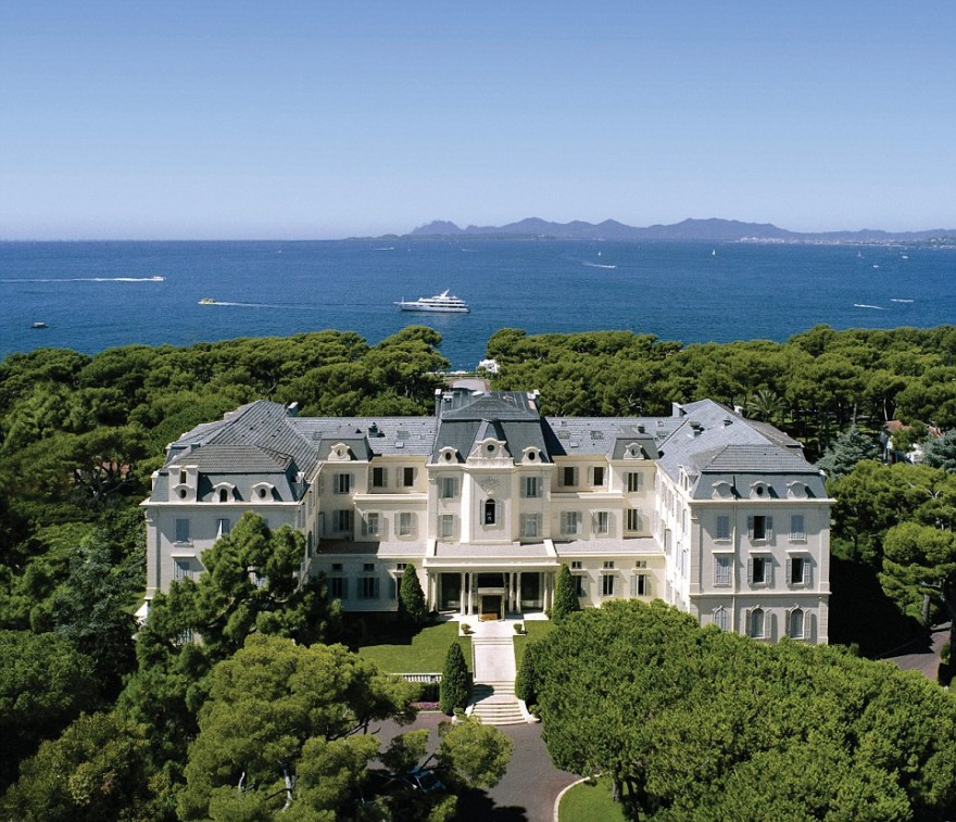 Лучшие отели мира по версии журнала Conde Nast Traveller