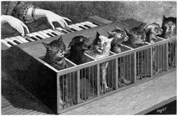 Cтранные музыкальные инструменты, на которых вам захотелось бы сыграть