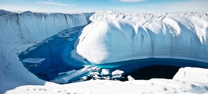 Ледяные чудеса природы