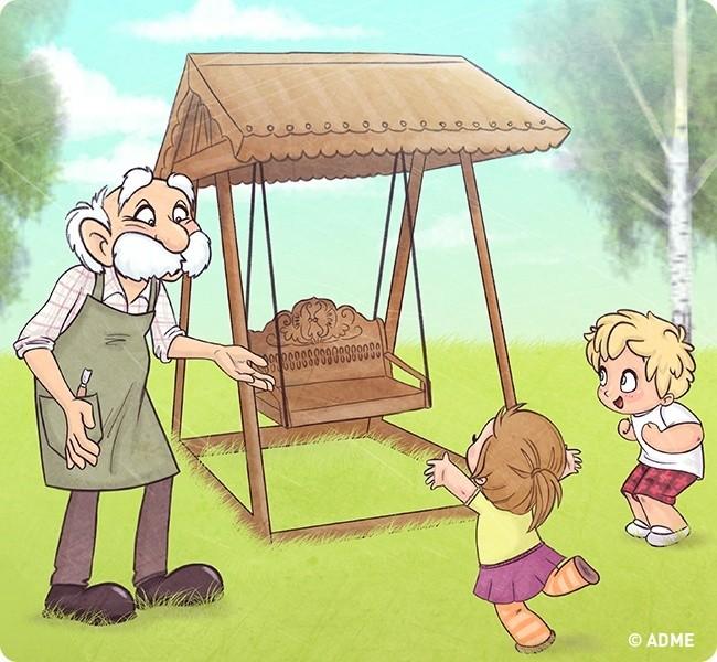 15 милейших причин пойти и обнять дедушку