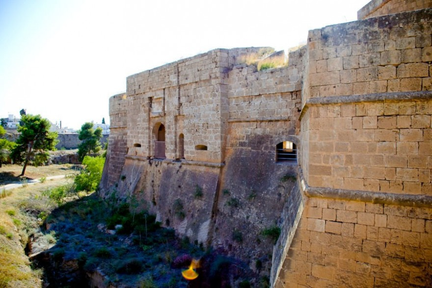 Кирения, Беллапаис и Фамагуста