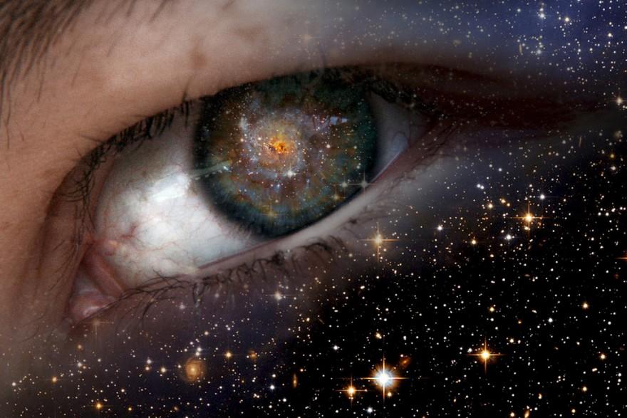 Магнетизм силы взгляда