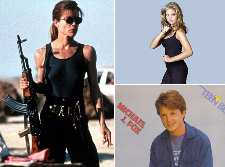 Популярные звёзды Голливуда 80-х и 90-х, о которых забыли
