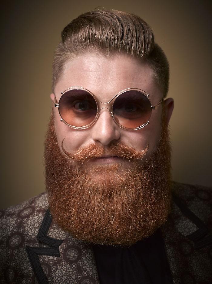 Самые харизматичные участники Национального чемпионата бороды и усов — 2016