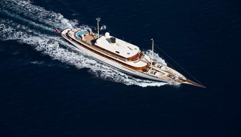 Джоан Роулинг выставила на продажу свою яхту