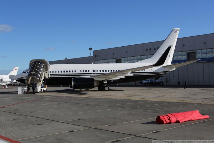 Комфортабельные самолеты на международной выставке Jet Expo 2016