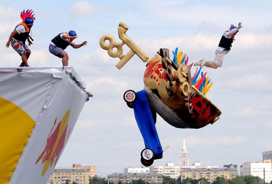 Red Bull окрыляет