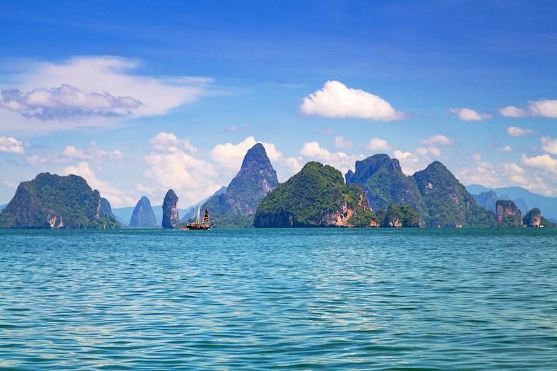 10 потрясающе красивых бухт