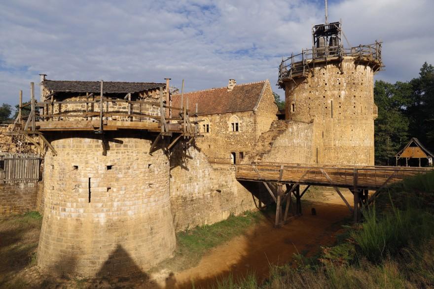 Геделон или как построить себе замок