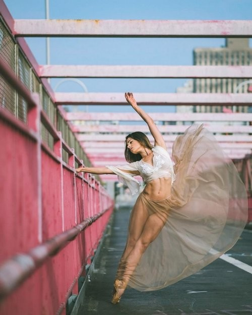 Балет в фотографиях Омара Роблеса