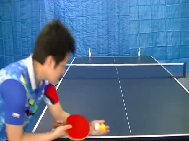 Невероятный пинг-понг