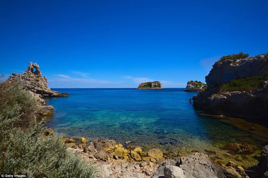 Райские места с самой прозрачной в мире водой