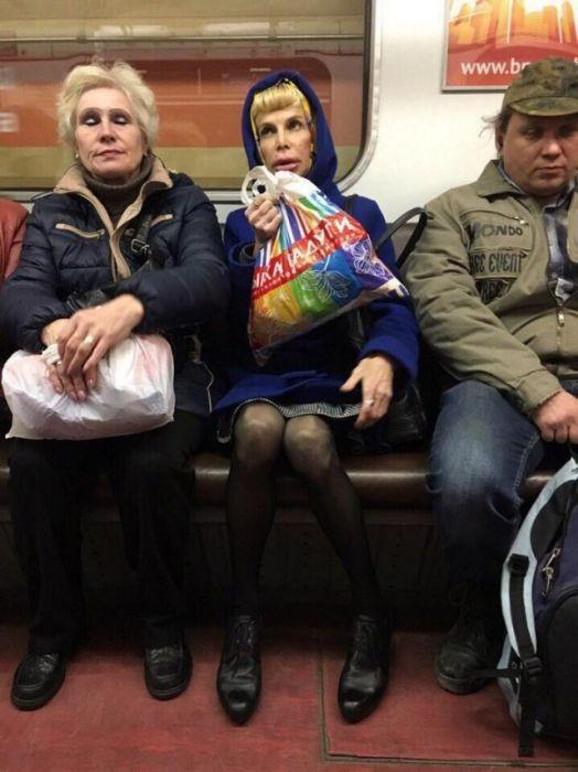 Необычная мода (40 фото)