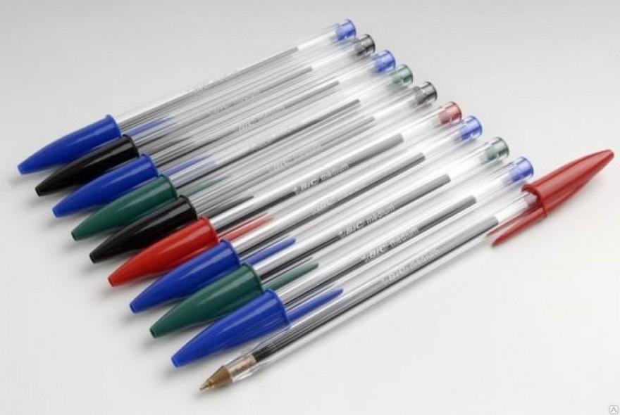 Интересные факты про шариковые ручки