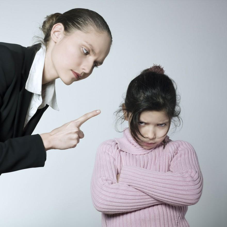 Проблема и решение: когда ребенок не слушается