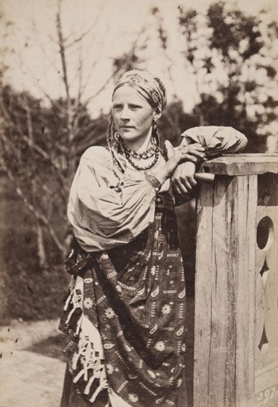 Как жили крестьянки конца XIX века