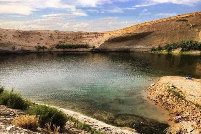Необычные озёра со всего света