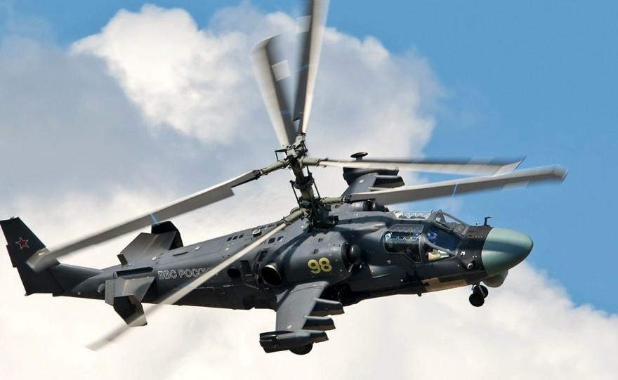Самые крутые ударные вертолеты мира