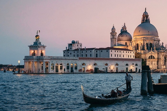 Короткометражка о Венеции – городе любви и красоты