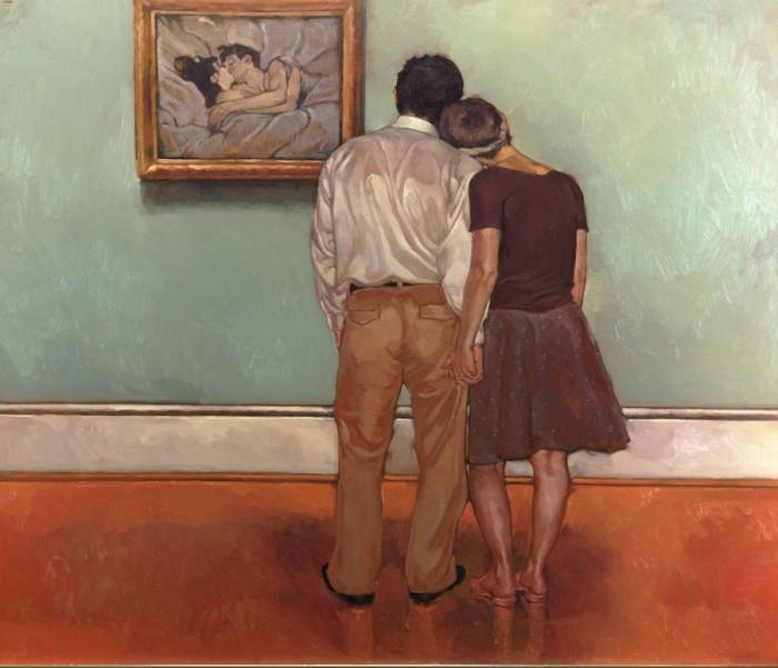 Интересные картины, созданные талантливыми современными художниками