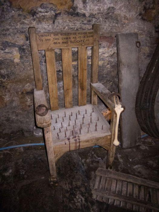 Чиллингем – таинственный средневековый замок Великобритании