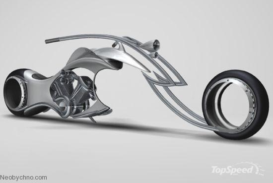 Безспицевые мотоциклы: от концепта к реальности