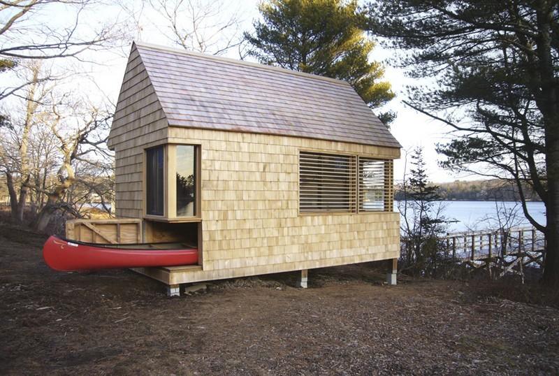 Небольшие уютные домики
