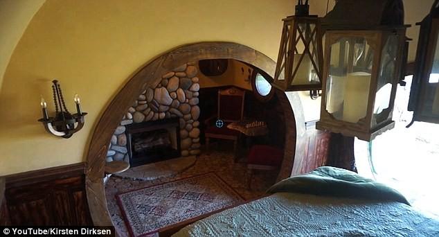 В Вашингтоне предлагают пожить в очаровательном домике хоббита за 158 долларов ночь