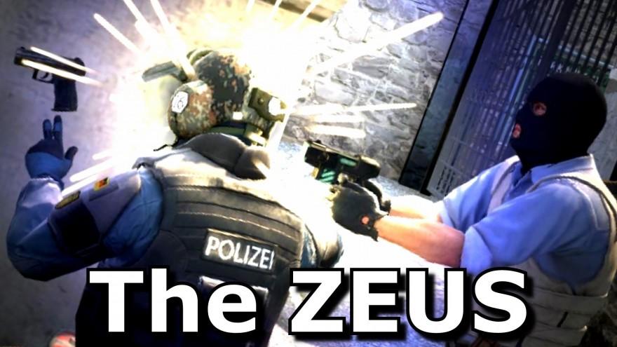 CS:GO zeus-play