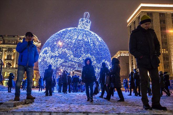 Шар на Манежной. Москва 2015 | Moscow |