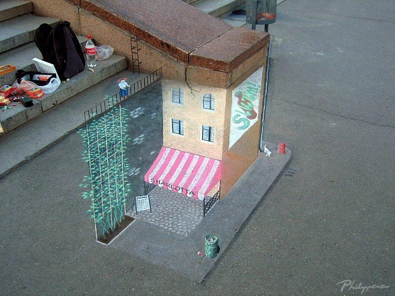 3D-рисунки Philippenzo
