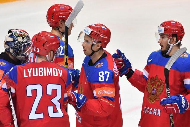 Хоккей, ЧМ Россия - Швеция 4 - 1, 2016,  все голы/ Russia-Sweden 4:1, 2016