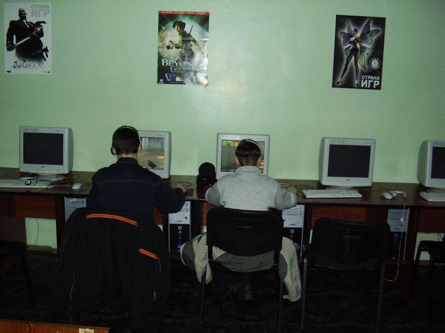 Эра компьютерных клубов : кто застал и помнит ?