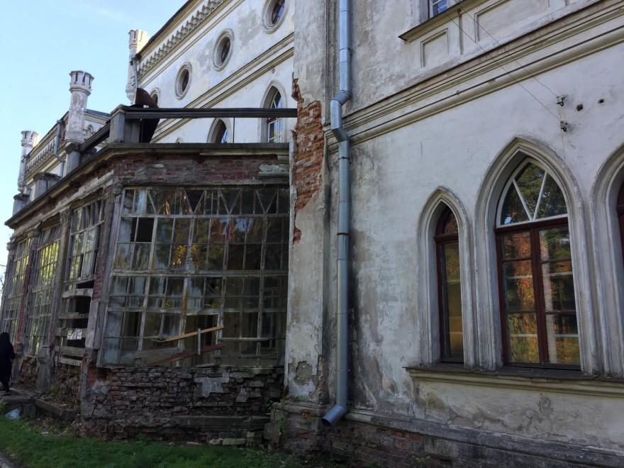 Шаровка - замок и усадьба Леопольда Кёнига. Шаровский парк.