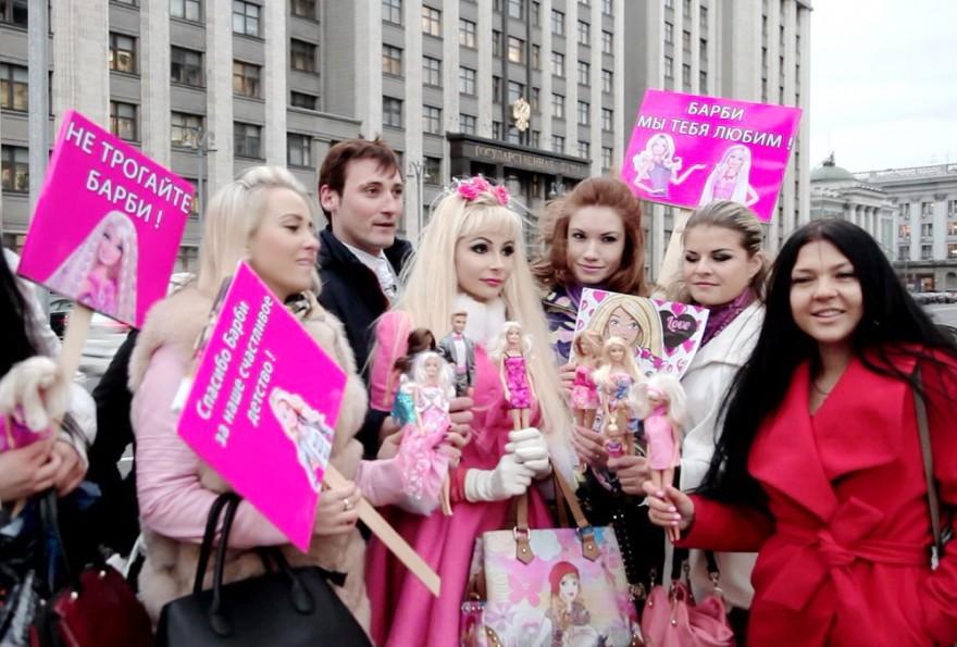 В России допустили возможность запрета на куклу Барби